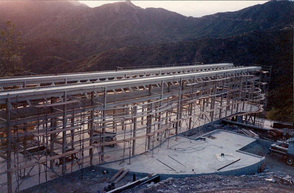 Steel Structure - Culwell Abrasive, Inc. Custom Sandblasting